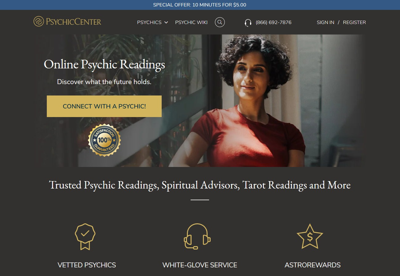 psychic center reviews