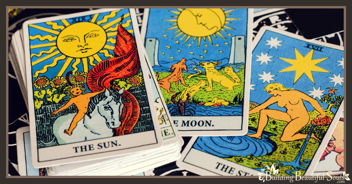 how do tarot cards work?
